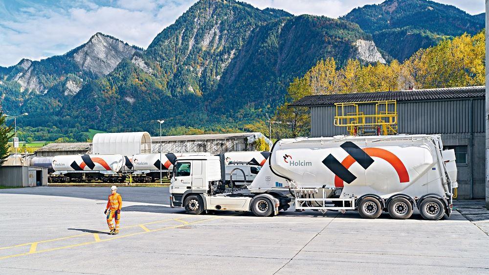 LafargeHolcim: ΓΣ στις 4 Μαΐου για μέρισμα 2 ελβετικών φράγκων ανά μετοχή