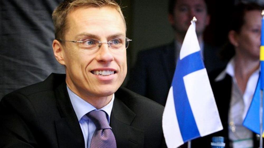 Α. Στουμπ: Λόγω των εκλογών του 2015, ο ελληνικός λαός υπέστη αχρείαστες θυσίες