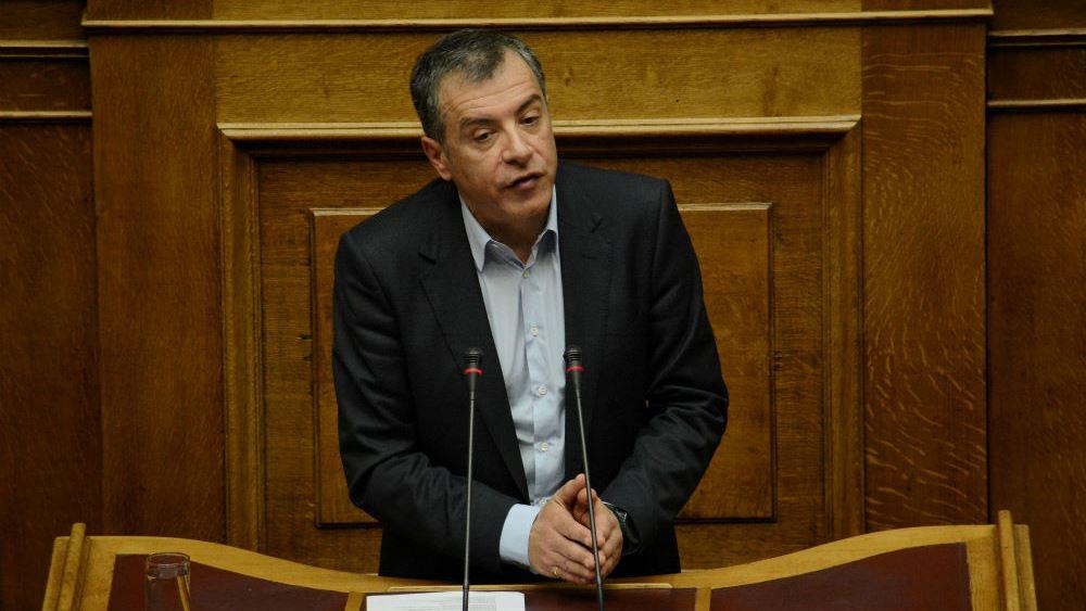 Επίκαιρη ερώτηση του Σταύρου Θεοδωράκη για τη συμφωνία Ελλάδας – ΗΠΑ