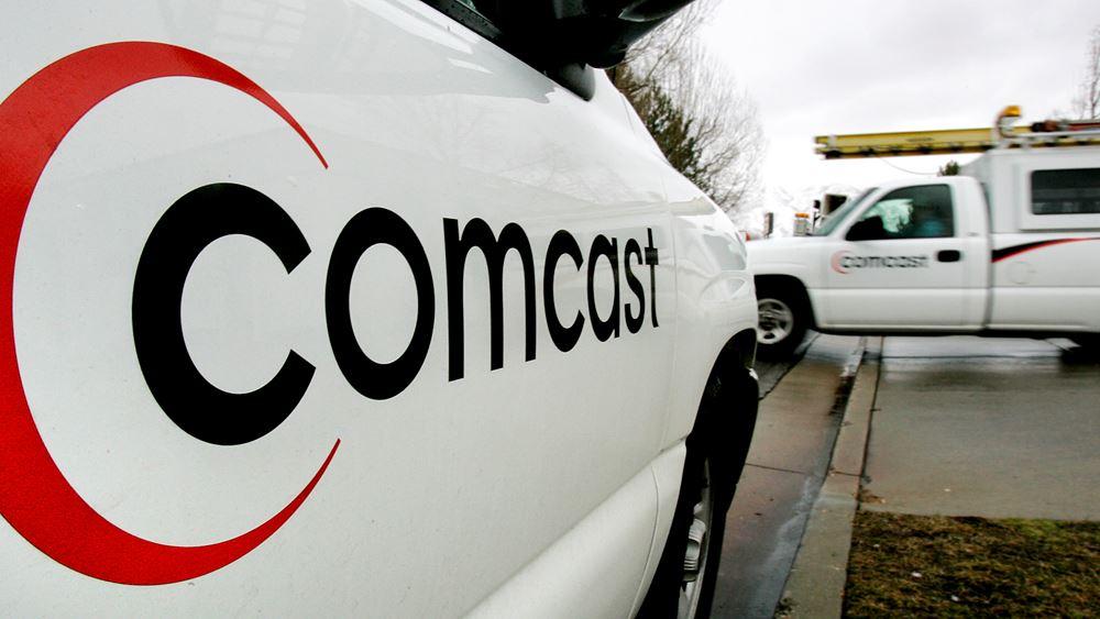 Comcast: Αυξήθηκαν 5,2% τα έσοδα στο τρίμηνο