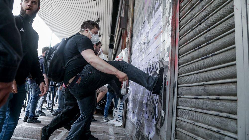 Ο Εμπορικός Σύλλογος Αθηνών ζητάει επίλυση του θέματος των πορειών στο κέντρο της Αθήνας