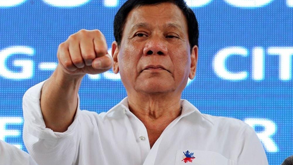 Φιλιππίνες: Ο πρόεδρος Ντουτέρτε προκαλεί σάλο με δήλωση για σεξουαλική παρενόχληση