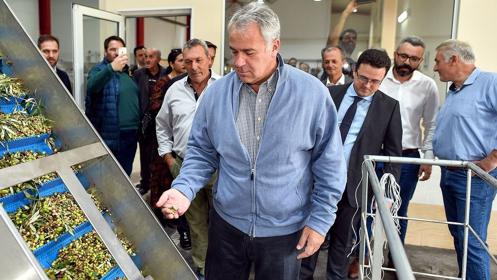 Ο Μ. Βορίδης χαιρετίζει την κατάθεση φακέλου για αναγνώριση της ΔΟΕΠΕΛ ως εθνικού φορέα