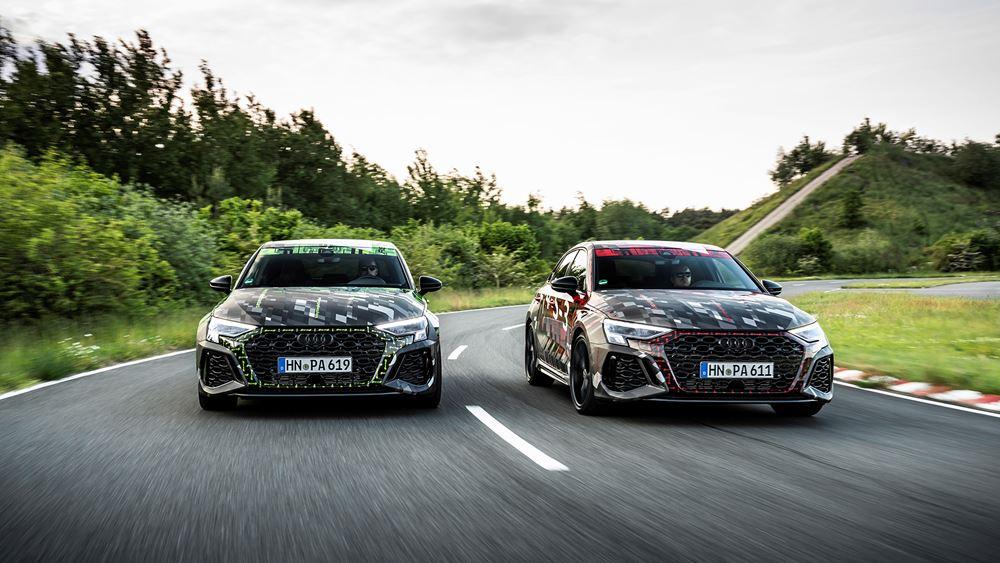 Τα μυστικά της τετρακίνησης του νέου Audi RS 3