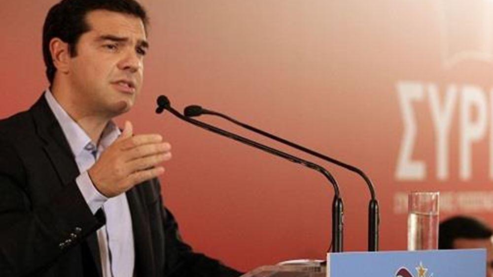 """Η """"μάχη των τάσεων"""" σήμερα στον ΣΥΡΙΖΑ για τη νέα Πολιτική Γραμματεία"""