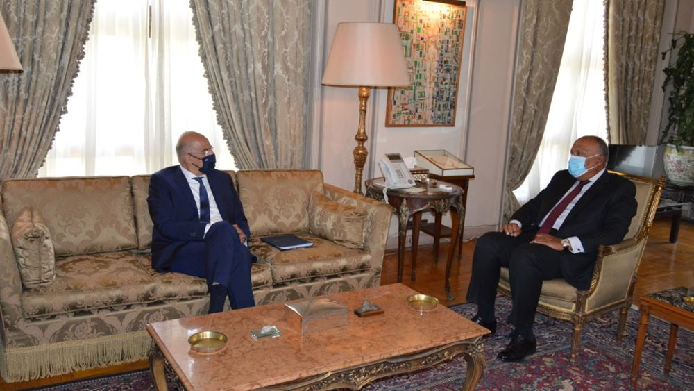 Στην Αίγυπτο εκτάκτως ο Ν. Δένδιας - Ενδεχόμενο συμφωνίας για ΑΟΖ