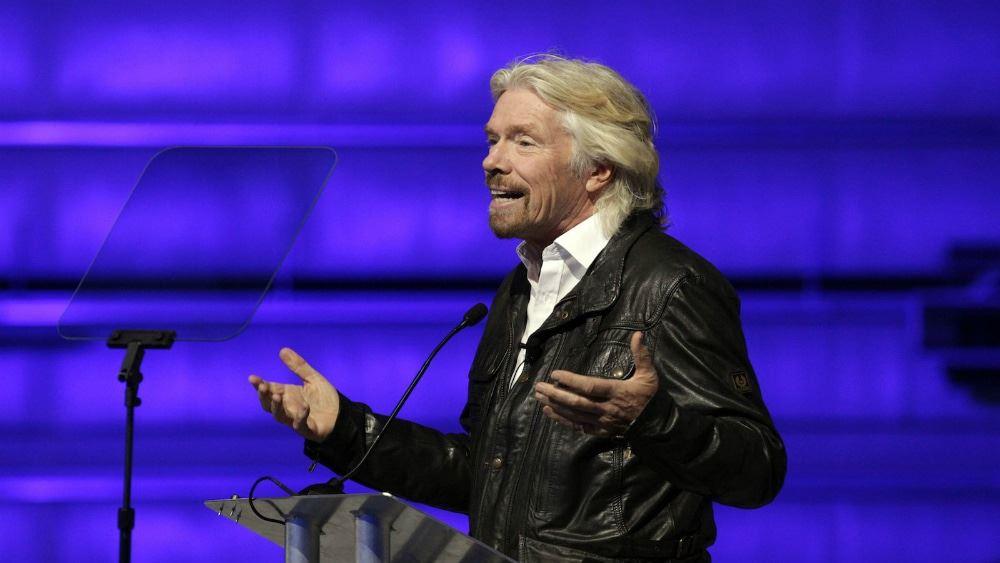 Ο Branson δημιουργεί πακέτο διάσωσης $250 εκατ., για να προστατεύσει το μέλλον των υπαλλήλων του