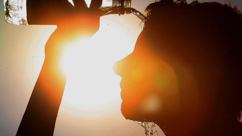 Καύσωνας απειλεί τη Γηραιά Ήπειρο