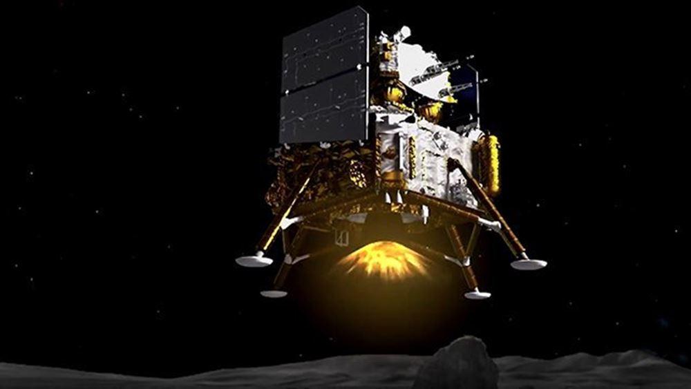 Επιστρέφει στη Γη, από τη Σελήνη, το ρομποτικό σκάφος Chang'e 5