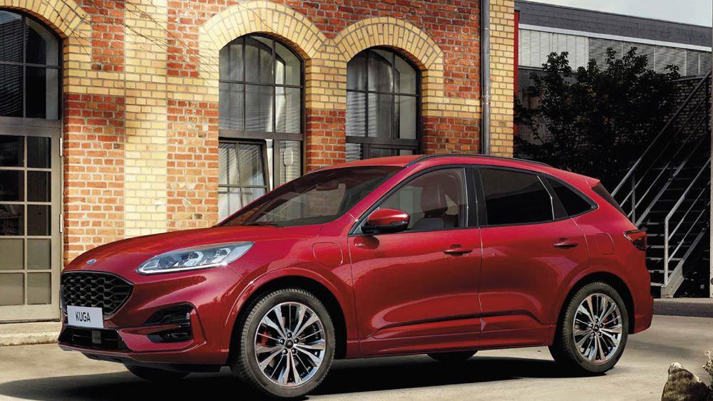 Mοναδικά οφέλη με το Ford Hybrid Business Weeks