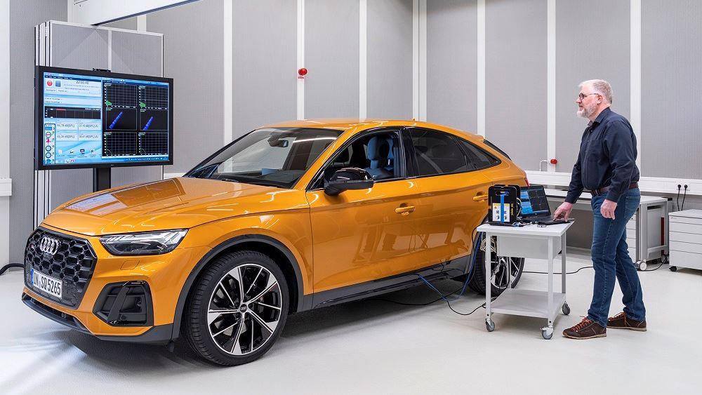 Η ηχητική φιλοσοφία της Audi για ακουστική αρμονία
