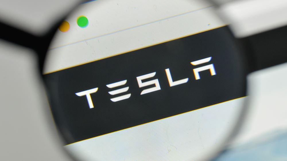 """""""Βουτιά"""" για την μετοχή της Tesla λόγω απογοήτευσης από στοιχεία του δ' τριμήνου του 2018"""