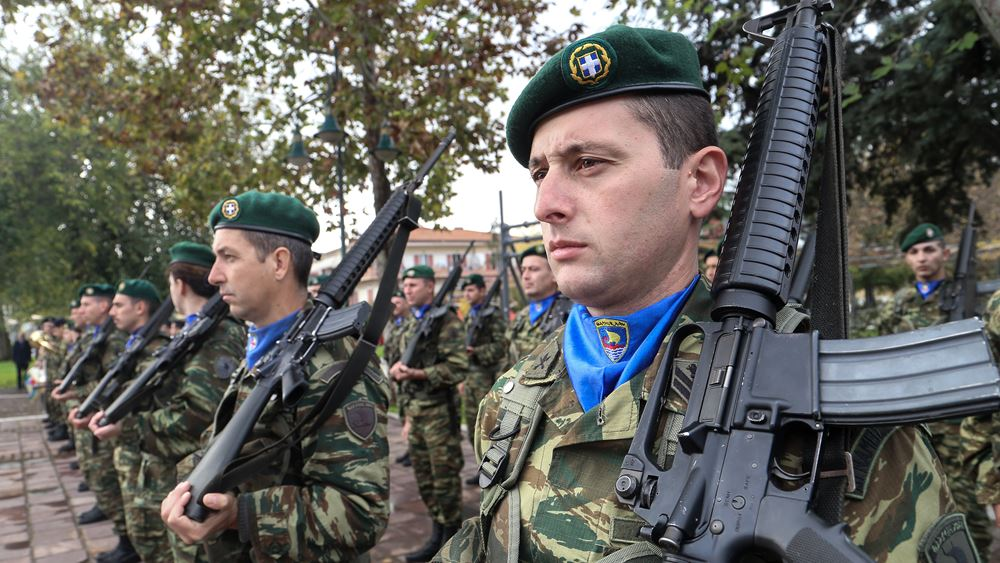 """ΚΥΣΕΑ: """"Αυτονομούνται"""" οι Ειδικές Δυνάμεις- Συστήνεται η Διοίκηση Διακλαδικού Πολέμου"""