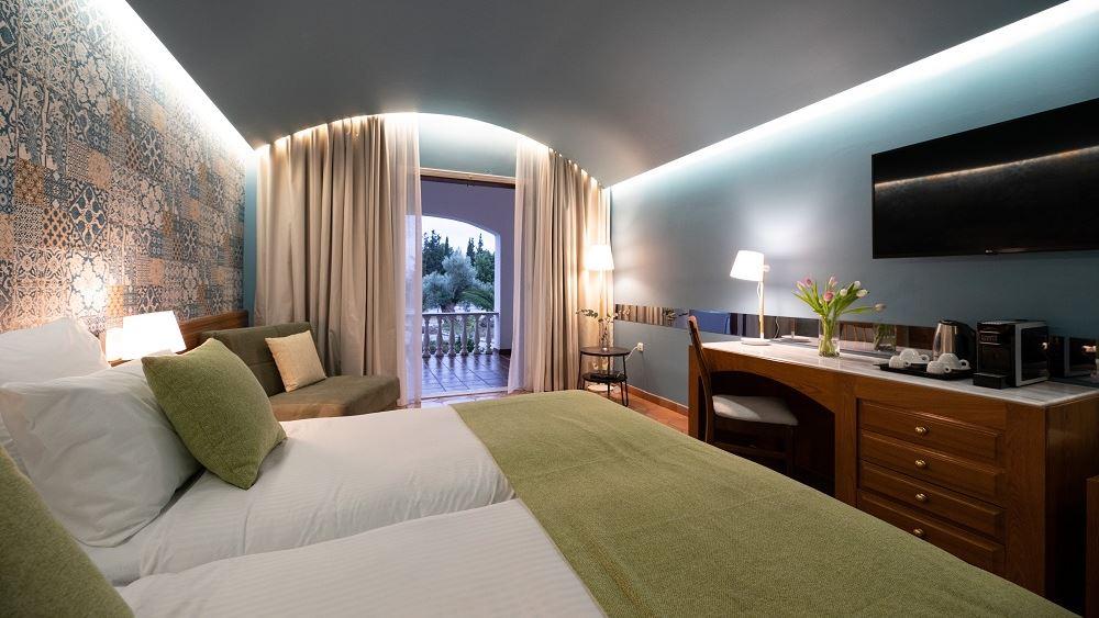 Zeus International: Το Eretria Hotel & Spa Resort ανοίγει τις πόρτες του τον Ιούνιο