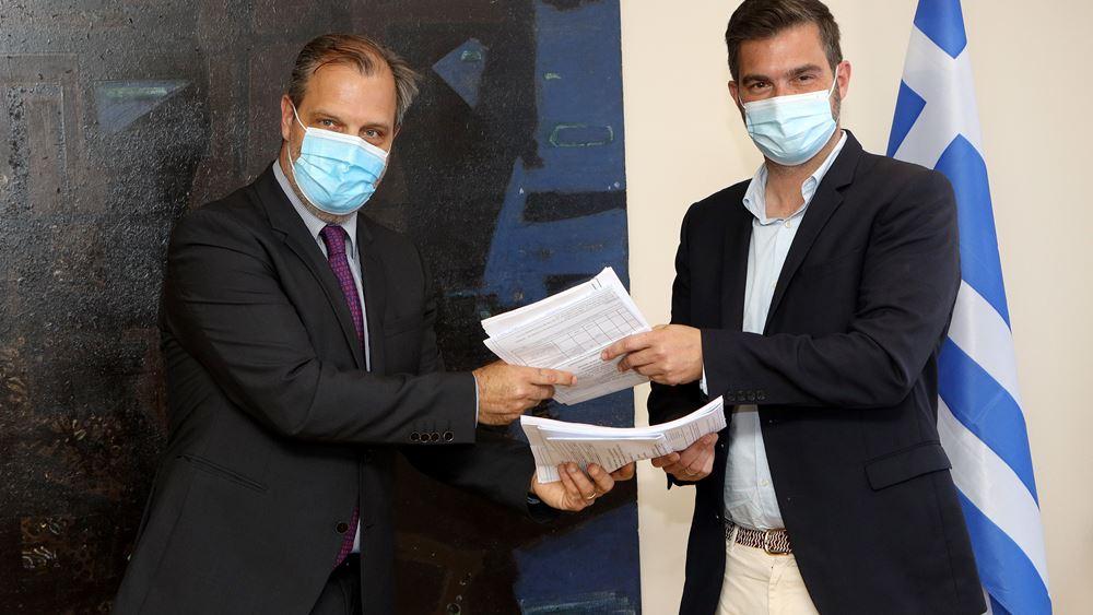 ΕΤΑΔ: Συμφωνία για νέες επενδύσεις στη Μαρίνα Γουβιών στην Κέρκυρα, με ταυτόχρονη παράταση της σύμβασης εκμίσθωσης
