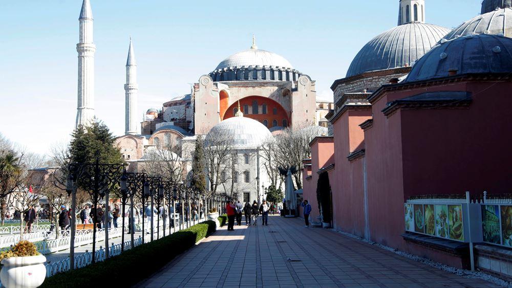Δημοκρατικό Κόμμα Κύπρου: Η μετατροπή της Αγίας Σοφίας είναι μια αντιπαράθεση της βάρβαρης Τουρκίας με τον πολιτισμένο κόσμο