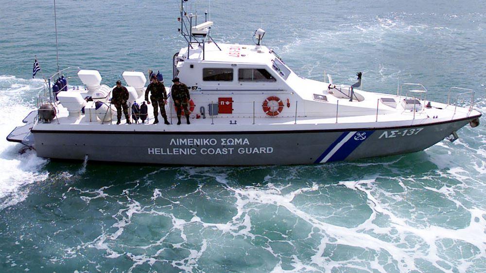 Αιγαίο: Πλωτή καταδίωξη σκάφους με μεγάλη ποσότητα ναρκωτικών