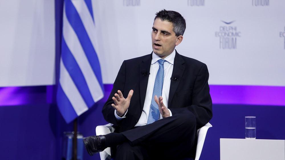 Δήμας: Στόχος της κυβέρνησης να διατεθεί το 3% του ΑΕΠ για έρευνα και καινοτομία