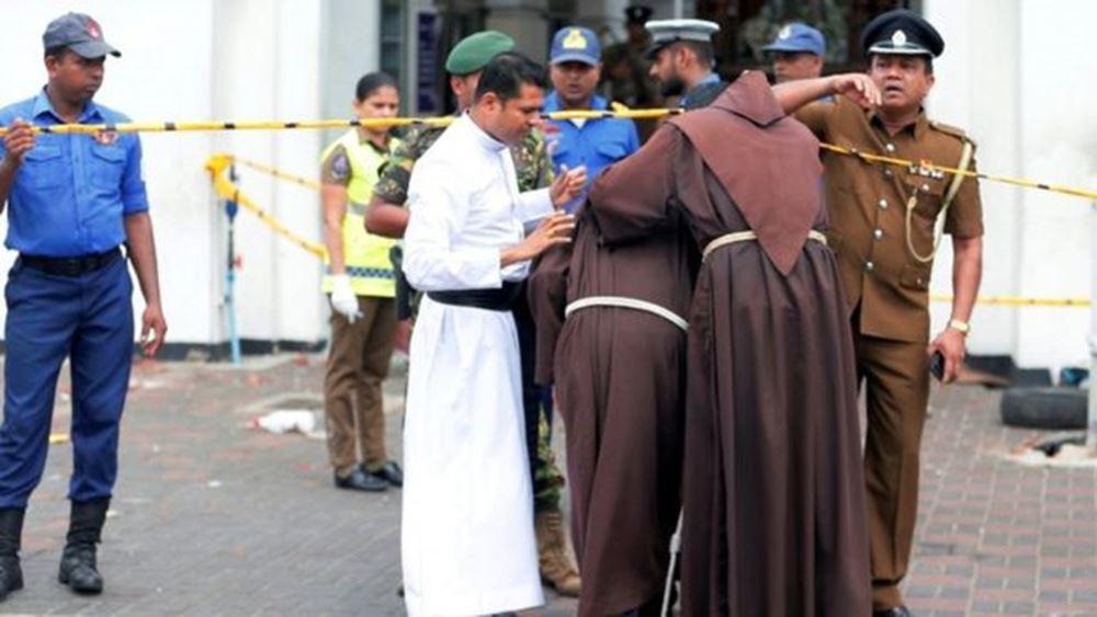 Σρι Λάνκα: Τους 359 νεκρούς έφτασε ο τραγικός απολογισμός
