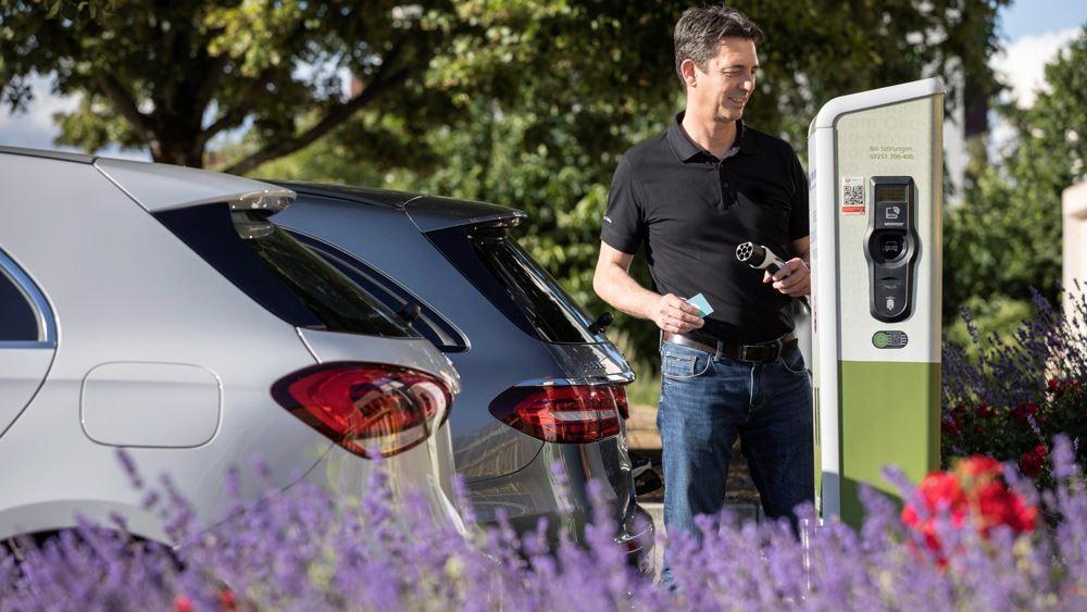 EQ Power: Η Mercedes-Benz συνεχίζει να επεκτείνει τη γκάμα των plug-in hybrid μοντέλων της