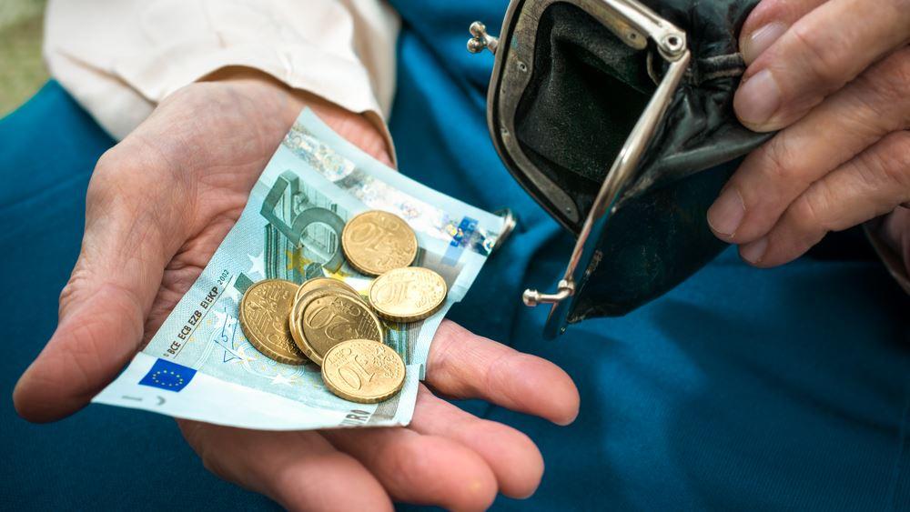 Μέσα στη Μ. Εβδομάδα οι πληρωμές των προκαταβολών συντάξεων