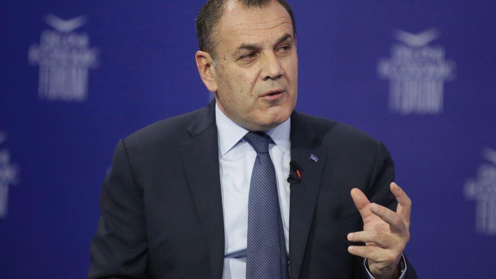 Ν. Παναγιωτόπουλος: Ό,τι απειλείται, δεν αποστρατιωτικοποιείται