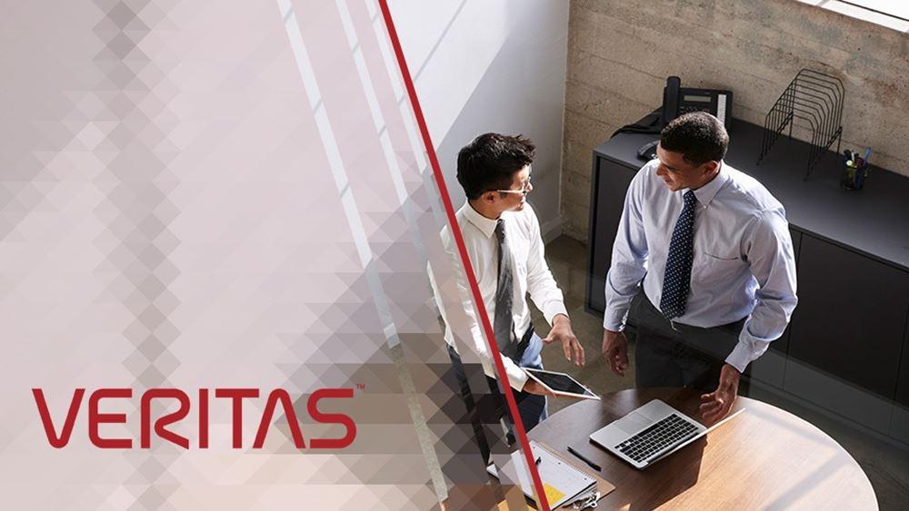 Πολύπλευρη προστασία με λύσεις Backup της Veritas για οποιοδήποτε περιβάλλον εργασίας