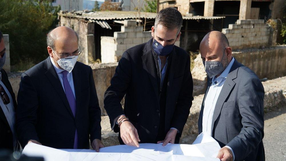 Κ. Χατζηδάκης: Απόλυτης προτεραιότητας το ζήτημα των ετοιμόρροπων κτιρίων