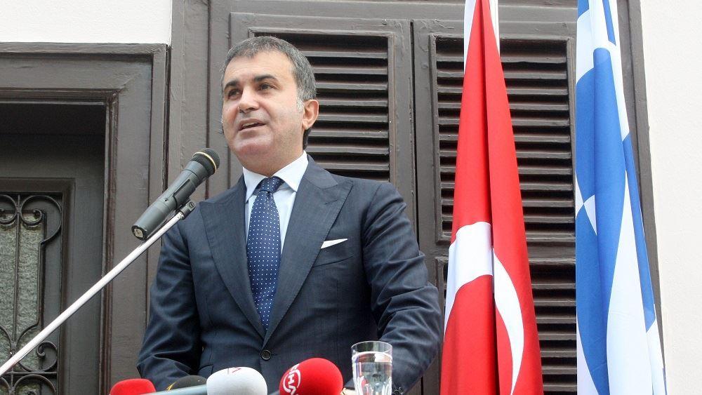 Σφοδρή επίθεση Τσελίκ σε Μακρόν: Η Τουρκία θα σας δώσει τις κατάλληλες απαντήσεις