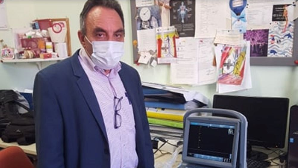 Δωρεά από ΓΣΕΕ ΜΕΘ, αναπνευστήρων και λοιπού ιατρικού εξοπλισμού στο ΕΣΥ