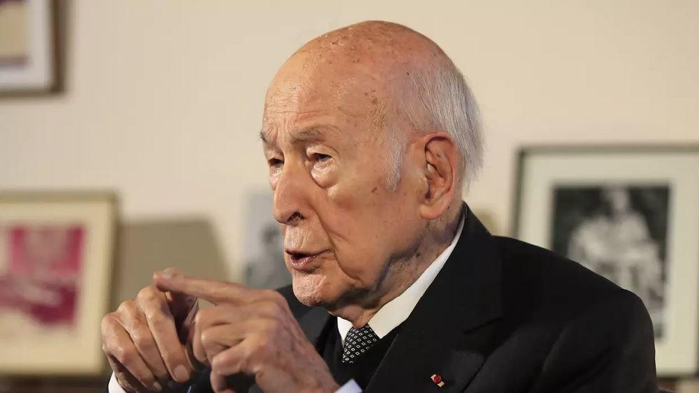 Απεβίωσε ο πρώην πρόεδρος της Γαλλίας Βαλερί Ζισκάρ ντ'Εστέν
