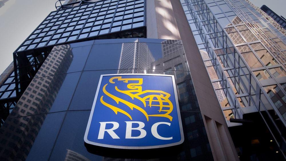 Royal Bank of Canada: Μικρή πτώση των κερδών τριμήνου
