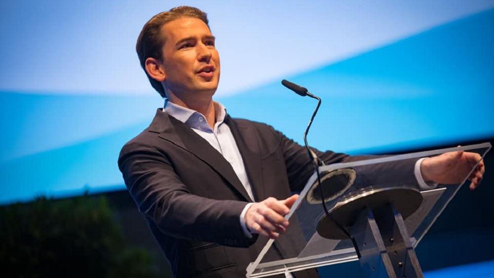 Αυστρία: «Δεν είμαι σκιώδης καγκελάριος», δηλώνει ο Σεμπάστιαν Κουρτς