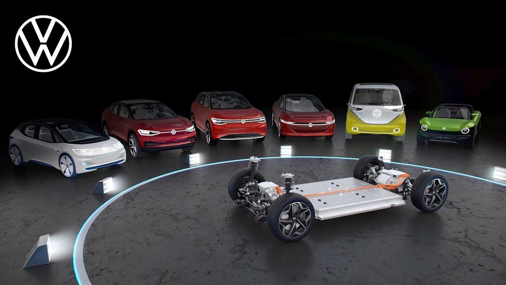 Μελέτη αναδεικνύει το VW Group στην κορυφή της αγοράς ηλεκτρικών αυτοκινήτων το 2022
