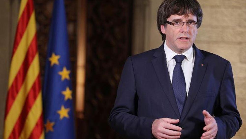 Σύγχυση  στο Βέλγιο αναφορικά με την άφιξη του Πουτζντεμόν στις Βρυξέλλες