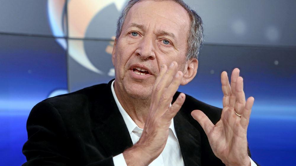 Larry Summers: Υπάρχει κίνδυνος υπερθέρμανσης της αμερικανικής οικονομίας