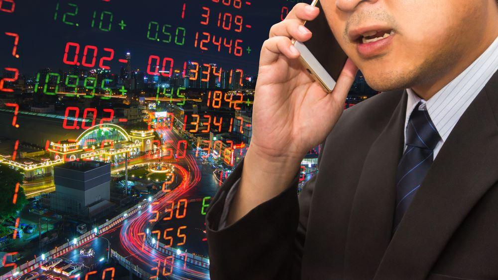 """Απώλειες στην Ασία - """"Βουτιά"""" άνω του 2% σε Ιαπωνία, Χονγκ Κονγκ"""