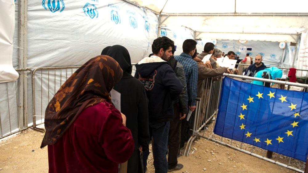 """""""Καμπανάκι"""" Κομισιόν: Αύξηση 29% στις αφίξεις μεταναστών στα ελληνικά νησιά"""