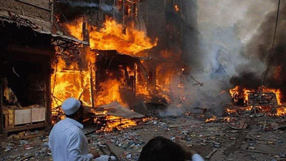 Πακιστάν: Τρεις νεκροί και 11 τραυματίες από έκρηξη σε πολυτελές ξενοδοχείο στην Κουέτα
