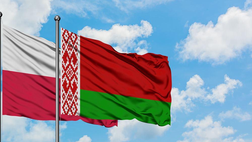Πολωνία: Nέος φράχτης στα σύνορα με τη Λευκορωσία για να σταματήσουν οι μεταναστευτικές ροές