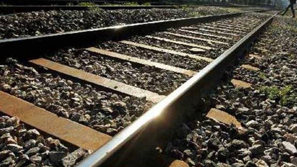 Εκτροχιάστηκε τρένο στη Λαμία