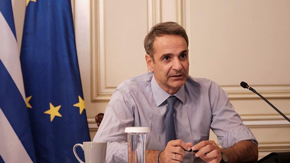 Κ. Μητσοτάκης: Πραγματικός διάλογος δε νοείται υπό το καθεστώς απειλών