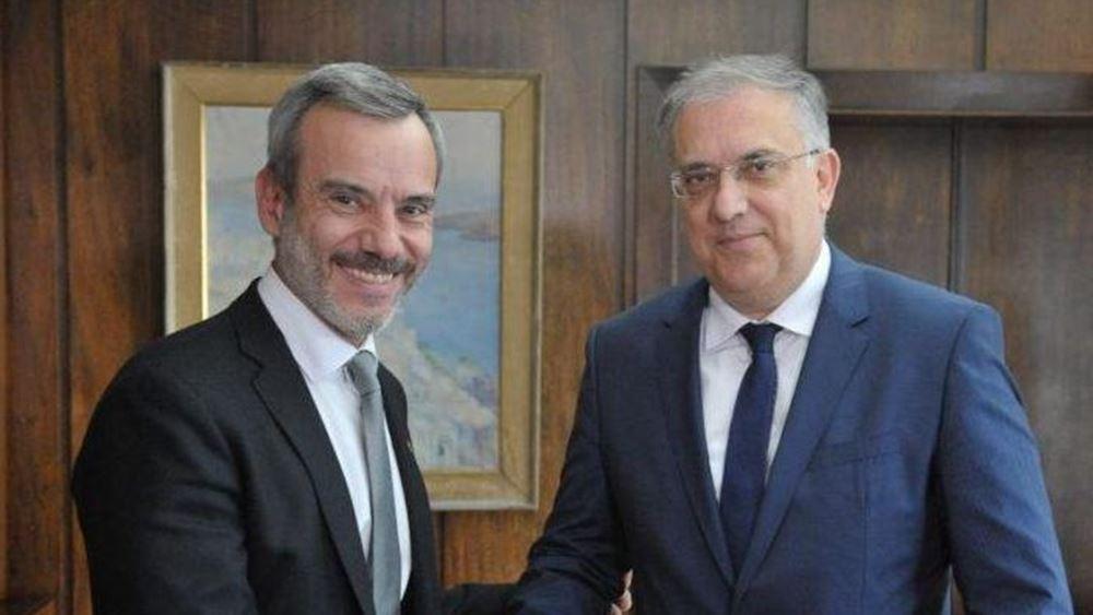 Θεοδωρικάκος: 7 εκατ. ευρώ στον Δήμο Θεσσαλονίκης για να εξοφλήσει ληξιπρόθεσμες οφειλές προς ιδιώτες