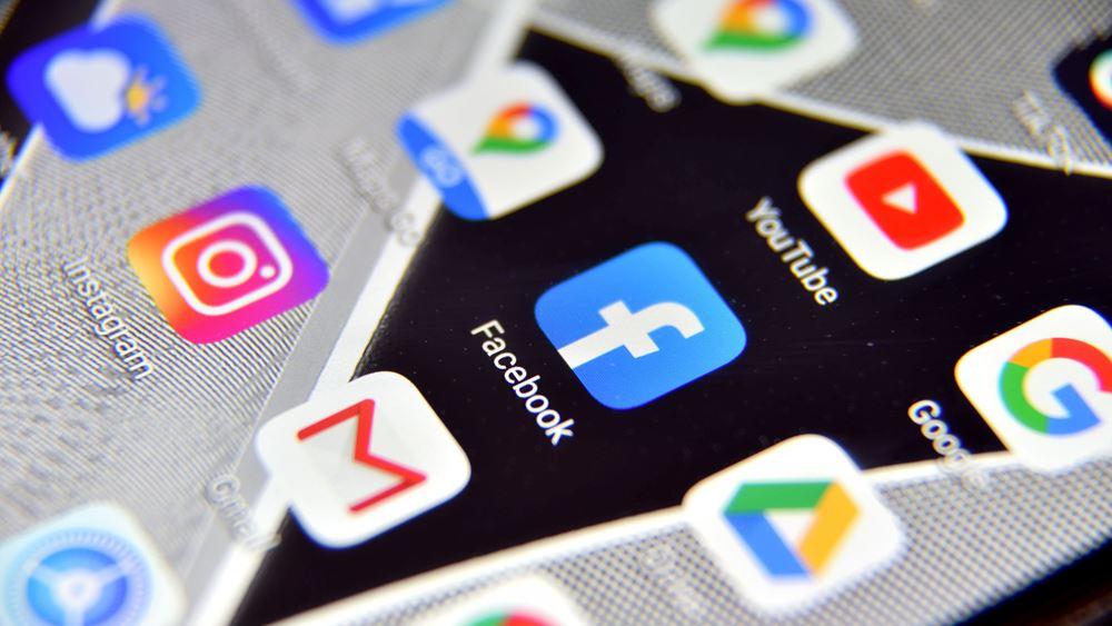 Ρωσία: Επέβαλε πρόστιμα σε Facebook και Telegram για μη διαγραφή παράνομου περιεχομένου