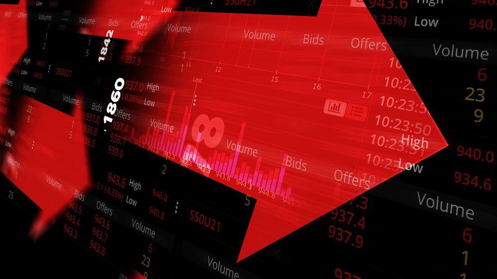 Τραπεζικό sell off χτυπά το Χρηματιστήριο