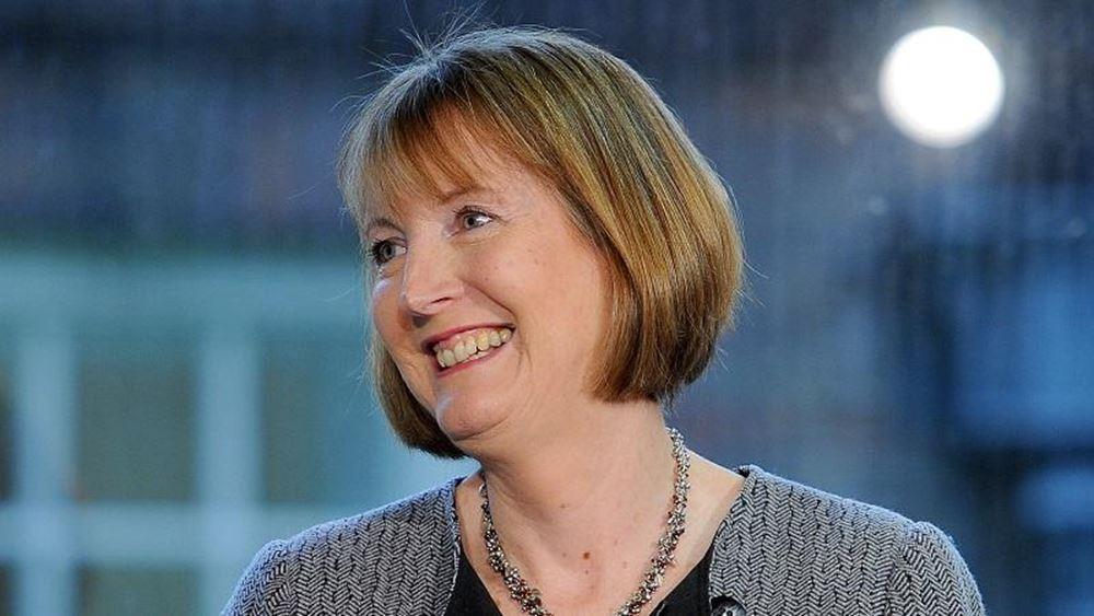 Βρετανία: Τη θέση της προέδρου της Βουλής των Κοινοτήτων θα διεκδικήσει η Χάριετ Χάρμαν των Εργατικών