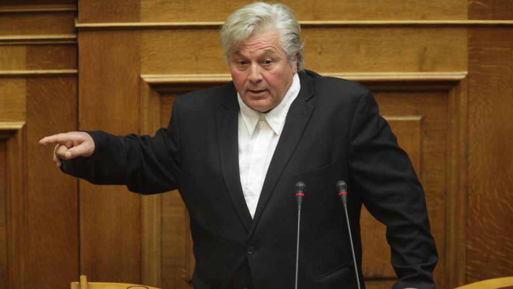 """Παπαχριστόπουλος: """"Με παρακάλεσε ο Βούτσης να μείνω λίγο ακόμα -θα παραιτηθώ την άλλη Παρασκευή"""""""