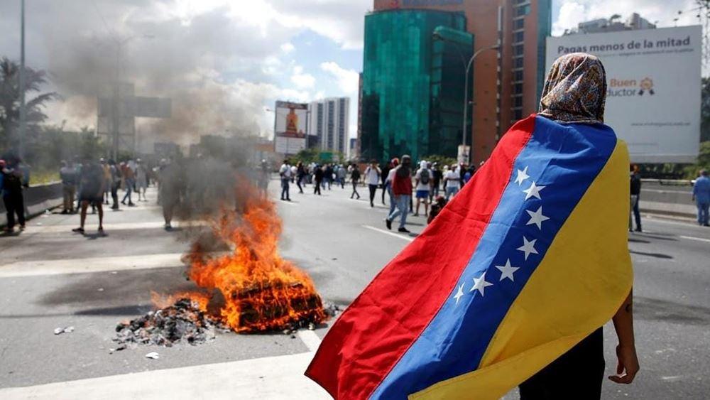"""Βενεζουέλα: Αυξημένες πιθανότητες νέας αθέτησης πληρωμών """"βλέπει""""η S&P"""