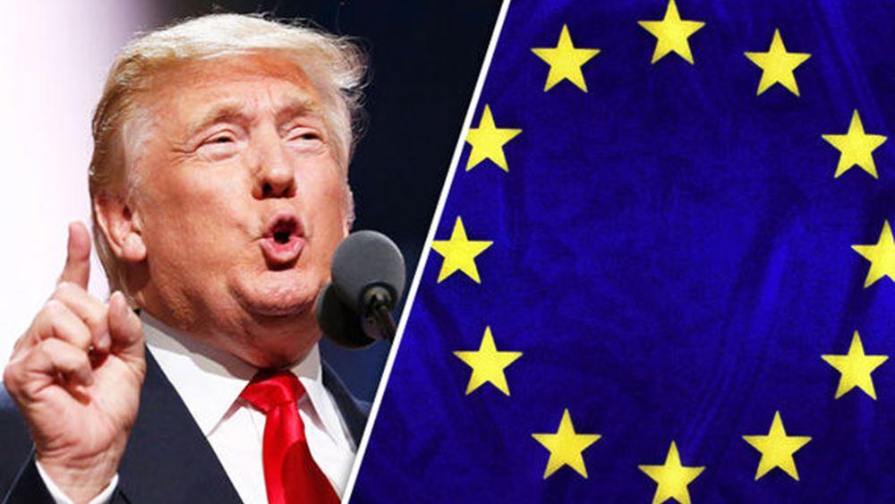 Γερμανία: Η ΕΕ υποχρεωμένη να αντιδράσει αν ο Trump επιβάλει δασμούς