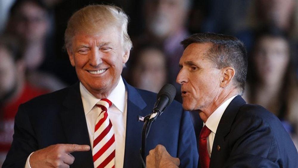 Ο Τραμπ απένειμε χάρη στον Μάικλ Φλιν: Η ρωσική εμπλοκή στις εκλογές των ΗΠΑ και ο... Γκιουλέν